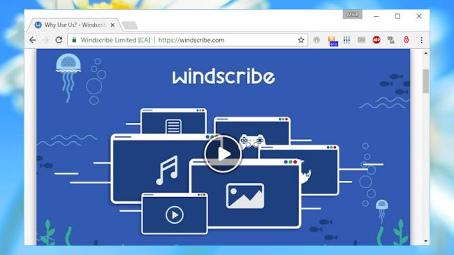 windscribe vpnbay.com 2018