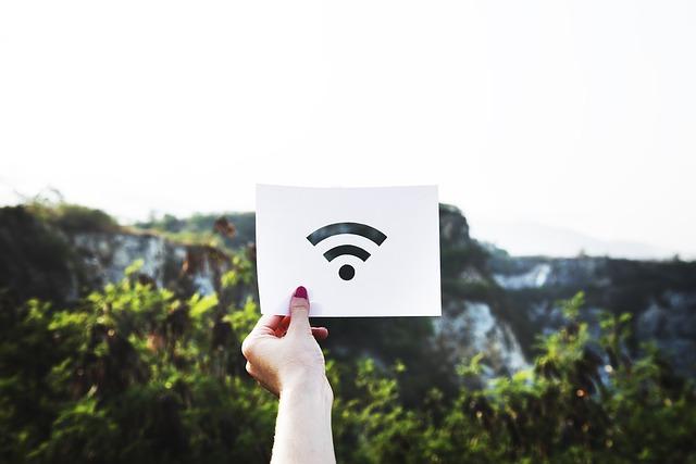 VPN和公共WiFi