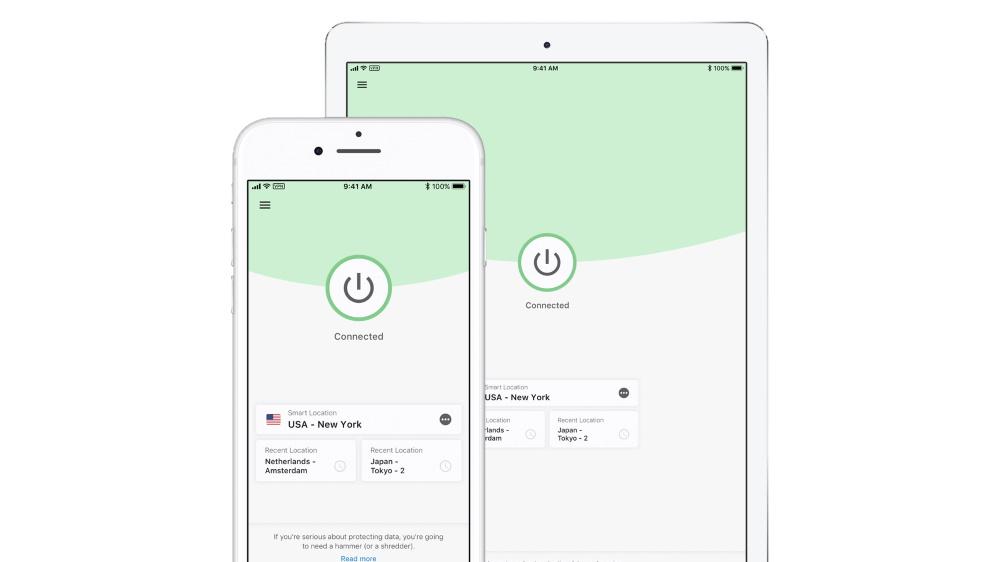 iPhone 和iPad上的VPN设置